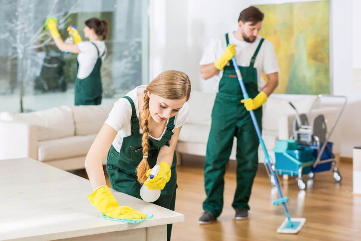 ธุรกิจรับทำความสะอาด