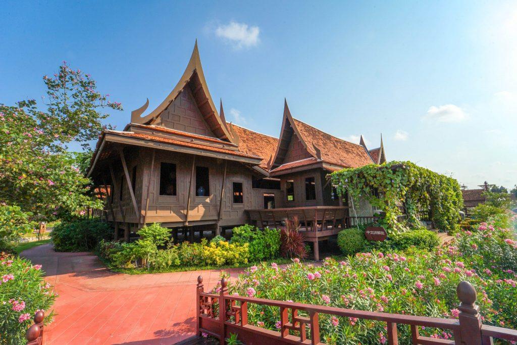 เรือนไทยจัดงานแต่งงาน